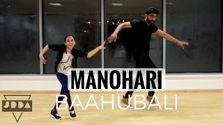 Manohari Video DANCE Song | Baahubali | Bahubali | @JeyaRaveendran Choreography