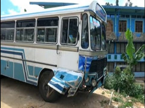 71 including school children injured after Agarapathana accident