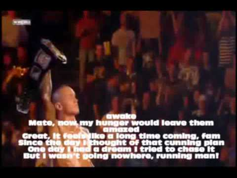 WrestleMania 27 Theme Song Written in the Stars Music Video...