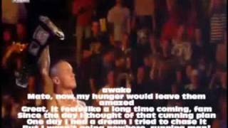 "WrestleMania 27 Theme Song ""Written in the Stars"" Music Video with Lyrics"