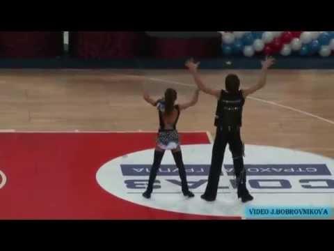 Ivan Ushkov & Daria Netskina - Europameisterschaft 2011