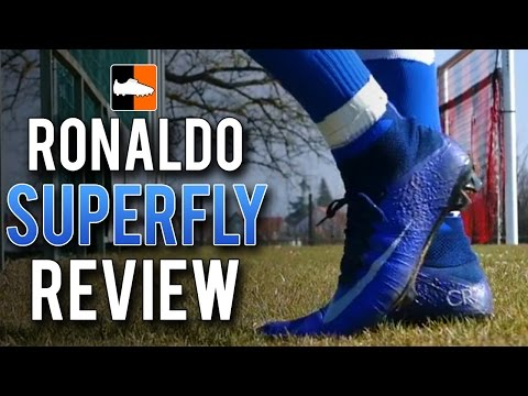 CR7 Mercurial Superfly Review   Cristiano Ronaldo's Natural Diamond Football Boots