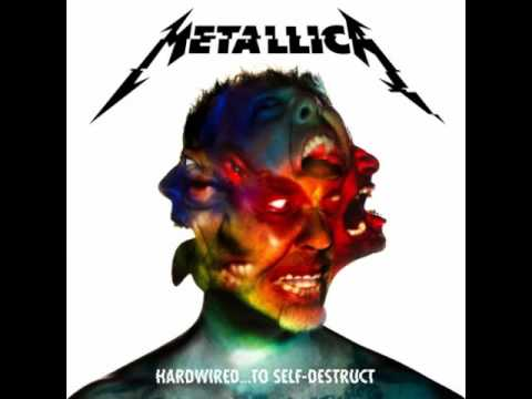 METALLICA - Hardwired (New 2016)