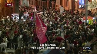 Comandante da Guarda Municipal de Florianópolis fala sobre a greve geral nesta sexta-feira