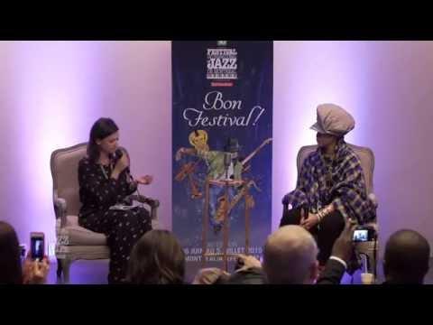Erykah Badu (Prix Ella Fitzgerald 2015) - Conférence de presse (en anglais seulement)