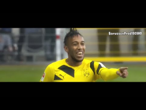 Pierre-Emerick Aubameyang - All Goals & Assists 2014/15 [Part 1] | HD