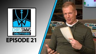 NFL Schedule Reactions, Missouri's Drew Lock + Dad's QB Ranks | Chris Simms Unbuttoned (Ep. 21 FULL)