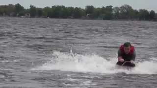 Kneeboarding Epic Fail