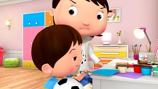 Brother And Sister STOP BUGGING ME!!!! | Nursery Rhymes | ABCs and 123s