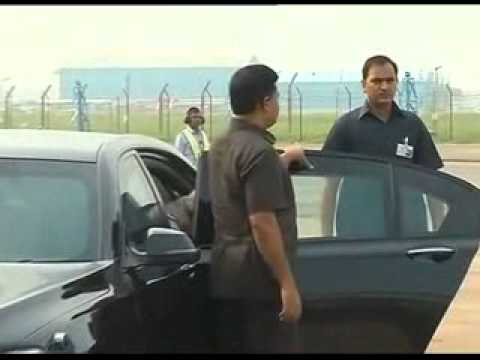 PM leaves for Jammu and Kashmir