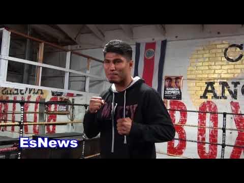 Mikey Garcia: Bob Arum Will Never Let Lomachenko Fight Me EsNews Boxing
