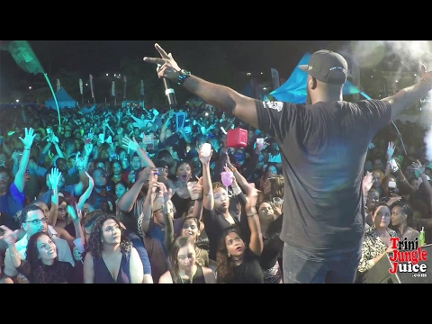 Bunji Garlin Live Part 1 (of 3)