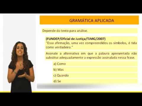 Português - Interpretação Texto - Vídeo Aula Concurso 2014