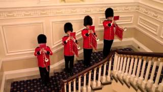 London Fanfare Trumpets