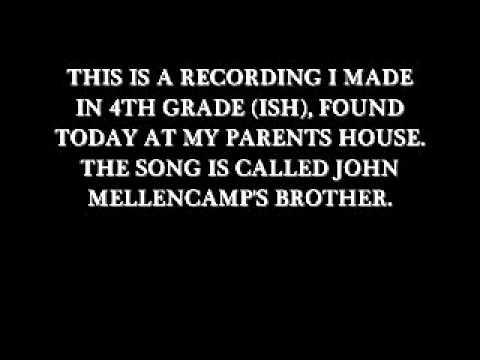 John Mellencamp - Brothers