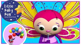 Butterfly Song   Little Baby Boogie   LBB   Party Songs For Kids