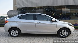 Tata Tigor Sport could be launched along with Tata Tiago Sport at Auto Expo 2018 – Report