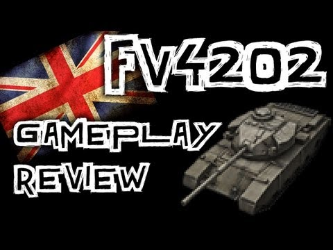 World of Tanks    FV4202 - Tank Review