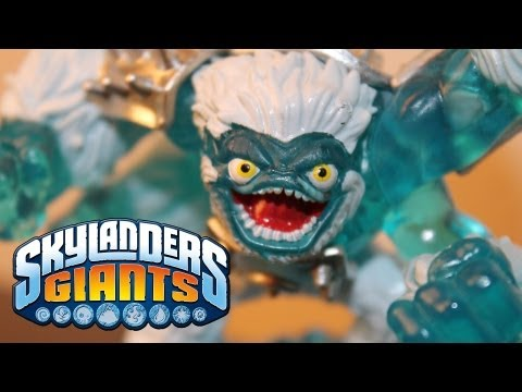 SKYLANDERS GIANTS - SLAM BAM SKYLANDER REVIEW