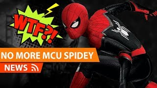BREAKING NEWS Spider-Man Out of the MCU Sony & Marvel Can't Reach Deal