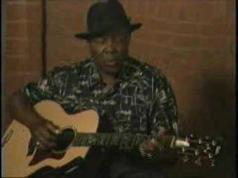 Learn Blues Guitar Lessons with John Cephas www.TheGuitarWorkshop.com
