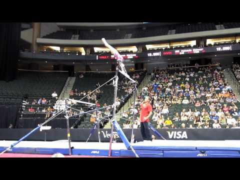 Katelyn Ohashi - 2011 Visa Championships - Uneven Bars day 1