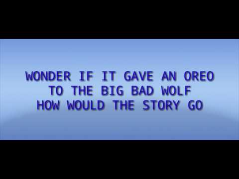 Owl City Oreo Wonderfilled Lyrics