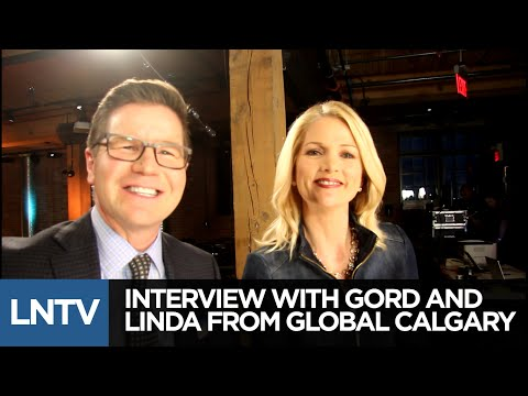 Interview: Gord Gillies and Linda Olsen (Global Calgary)