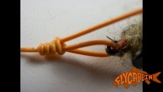 Tying the Non-Slip Mono Loop Knot - Fly Fishing