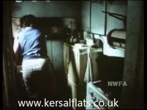 The Changing Face of Salford Part 1 (1967-1970) - Life in the Slums