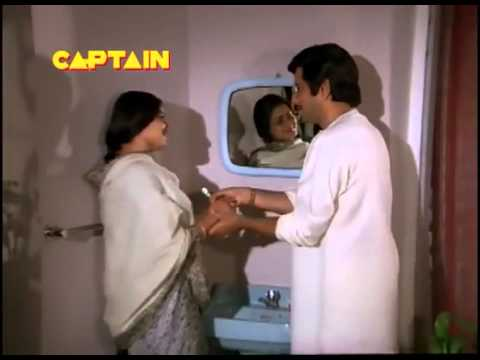 Tera Saath Hai To     Romantic Song   Pyaasa Sawan 1981   Jeetendra   Mausmi Chatterji video