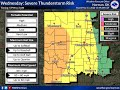 NWS Norman Severe Weather Update - May 13 2020