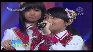 Download Lagu ENG SUB JKT48 @Comedy Project TransTV 29 05 2012 Gratis STAFABAND