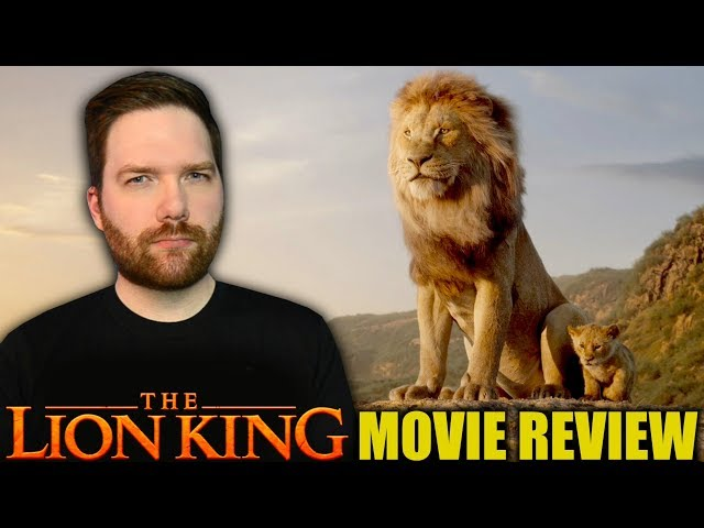 The Lion King - Movie Review thumbnail