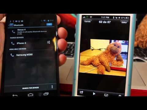 Airblue Sharing - Transfiere por Bluetooth en 6.1.2 (NO GRATIS)