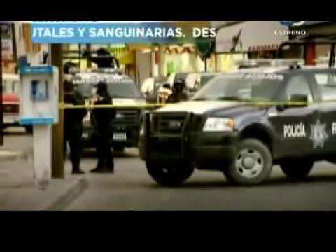 Mexico La guerra contra las drogas 2 de 3