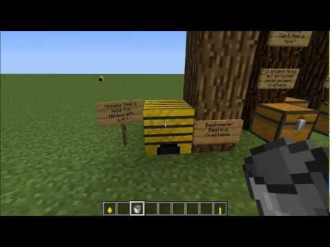 The Honey Bees Mod for Minecraft 1.4.7 | Sorenus Mods 65