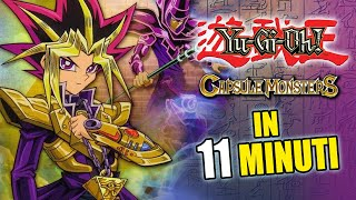 Yu-Gi-Oh! Capsule Monsters in 11 minuti!