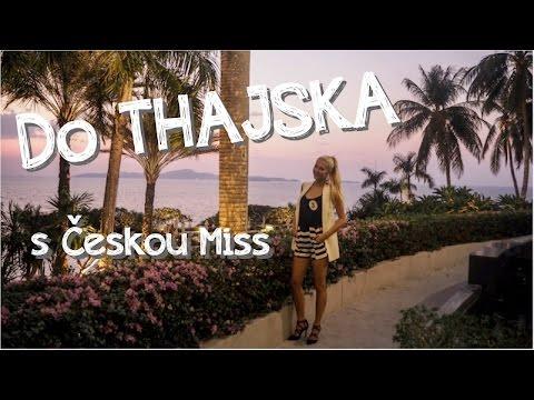 THAJSKO s Českou Miss - cesta a ubytování v Pattaye