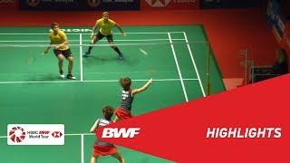 PERODUA Malaysia Masters 2019   WD - F - HIGHLIGHTS   BWF 2019