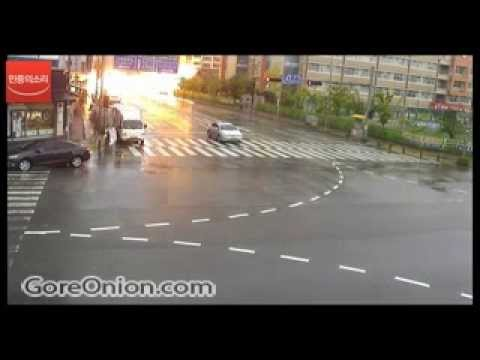 [FULL] S.Korea Lightning Strike Helicopter Crash