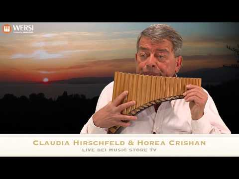 "Claudia Hirschfeld & Horea Crishan - James Last ""A Morning in Cornwall"""