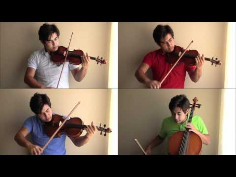 Call Me Maybe Cover (String Quartet) (Sheet Music)