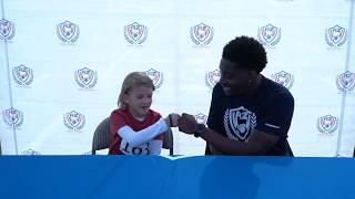 Jake Johnson Player Interview