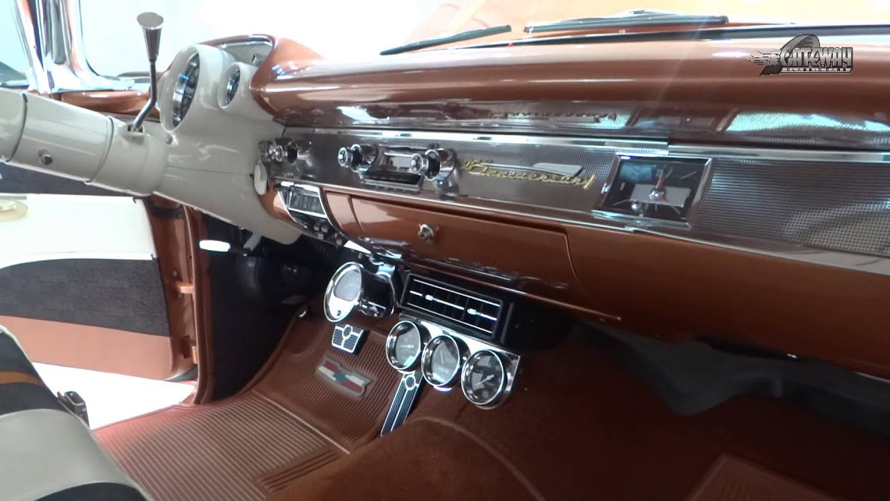 1957 chevy bel air nomad for sale youtube