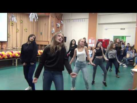 11 класс - современный танец