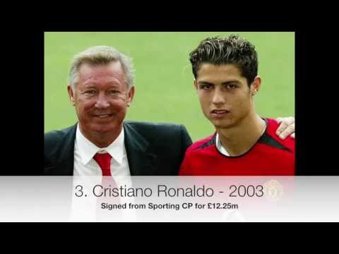 Sir Alex Ferguson's Top 10 Signings at Manchester United