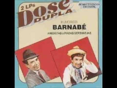 Barnabé só piadas engraçadas