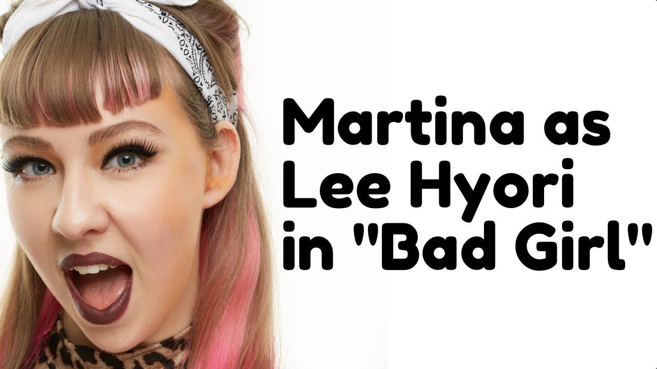 Lee Hyori's Bad Girl Makeup