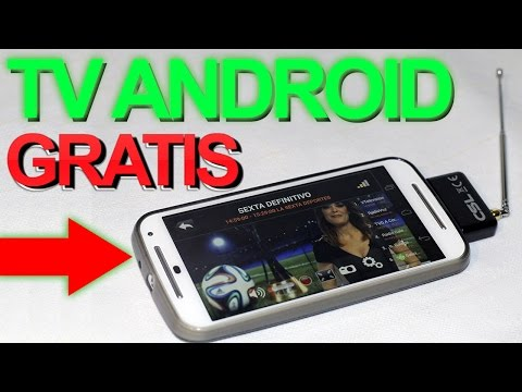 ¿Cómo ver TV DIGITAL en ANDROID sin conexión a internet GRATIS? Review 2015 [HD]